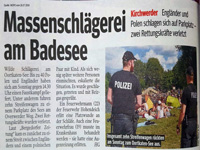 Presse Mopo 160726 Massenschlaegerei am Badesee tmb
